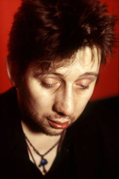 Shane MacGowan Singer Of The Pogues London 1997
