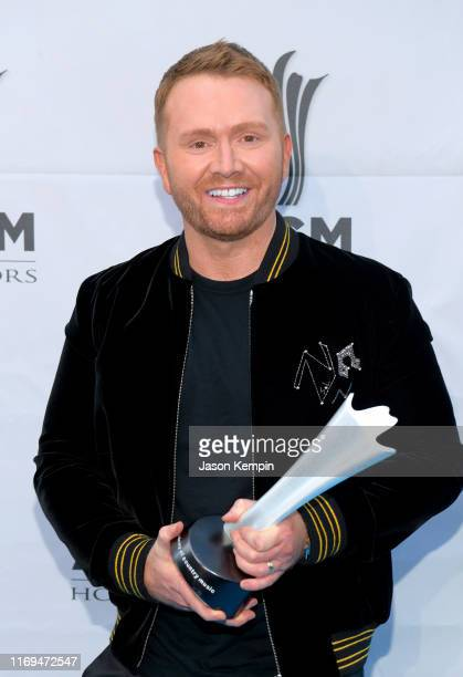 Shane McAnally attends the 13th Annual ACM Honors at Ryman Auditorium on August 21 2019 in Nashville Tennessee