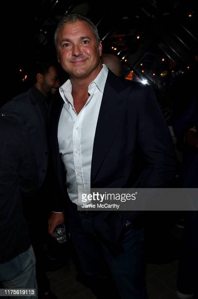 Shane McMahon attends the Cincoro Tequila launch at CATCH Steak on September 18 2019 in New York City