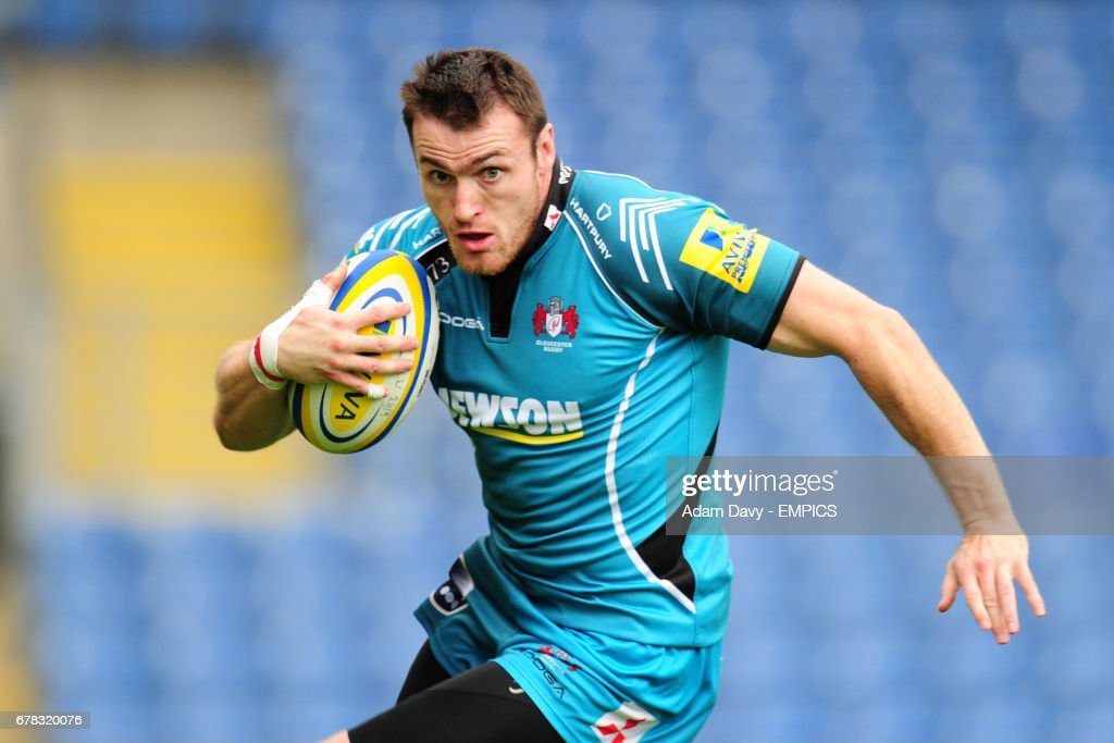 Rugby Union - Aviva Premiership - London Welsh v Gloucester - Kassam Stadium : News Photo