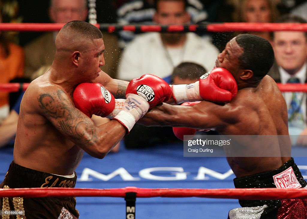 "Boxing - Shane Mosley vs Fernando Vargas - ""The Rematch"" - July 15, 2006"