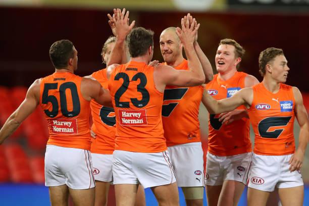 AUS: AFL Rd 19 - Essendon v GWS
