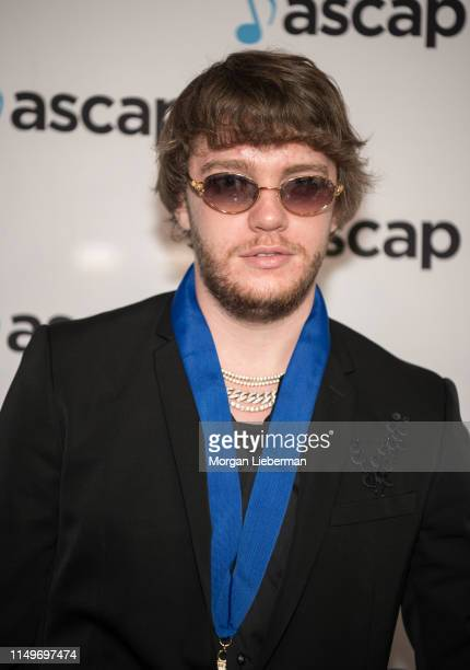 Shane 'Murda Beatz' Lindstrom arrives at the 36th Annual ASCAP Pop Music Awards at The Beverly Hilton Hotel on May 16 2019 in Beverly Hills California