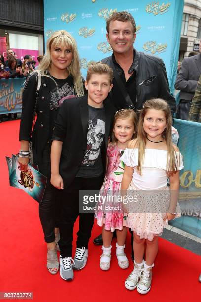 Shane Richie attends the press night performance of 'The Wind In The Willows' at the London Palladium on June 29 2017 in London England