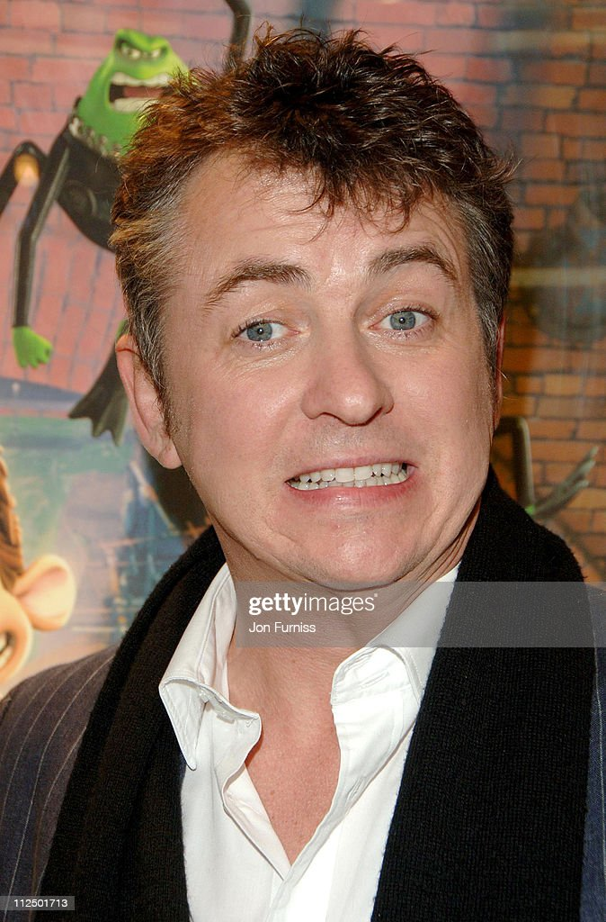 """Flushed Away"" London Premiere - Inside Arrivals"