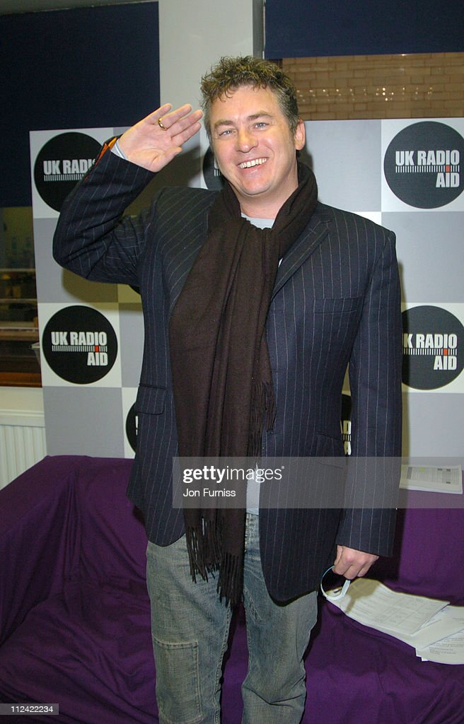UK Radio Aid to Benefit Victims of the Asian Tsunami - Green Room