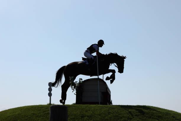 JPN: Equestrian - Olympics: Day 9
