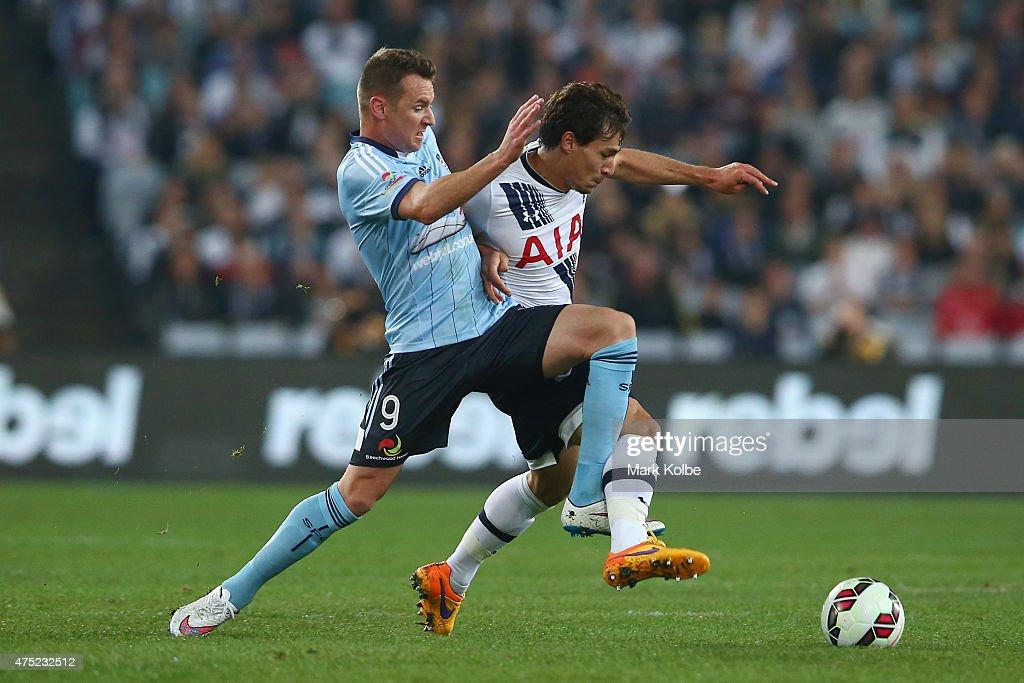 Sydney FC v Tottenham