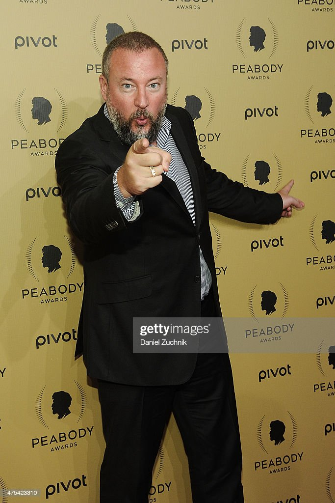 Shane Smith attends The 74th Annual Peabody Awards Ceremony at Cipriani Wall Street on May 31, 2015 in New York City.