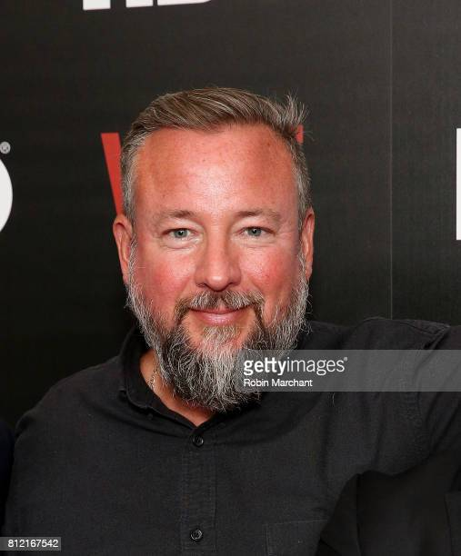 Shane Smith attends 'Vice Special Report A World In Disarray' New York Presentation at Time Warner Center on July 10 2017 in New York City