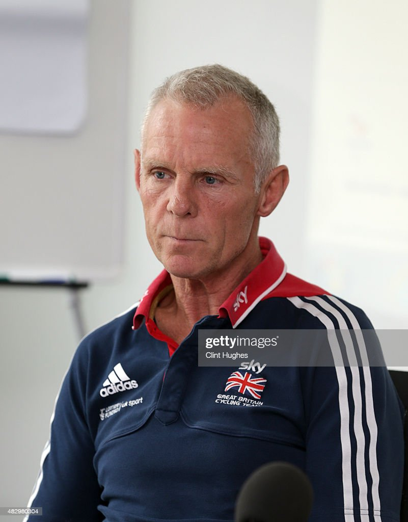 Team GB Cycling Media Day - National Cycling Centre Manchester : News Photo