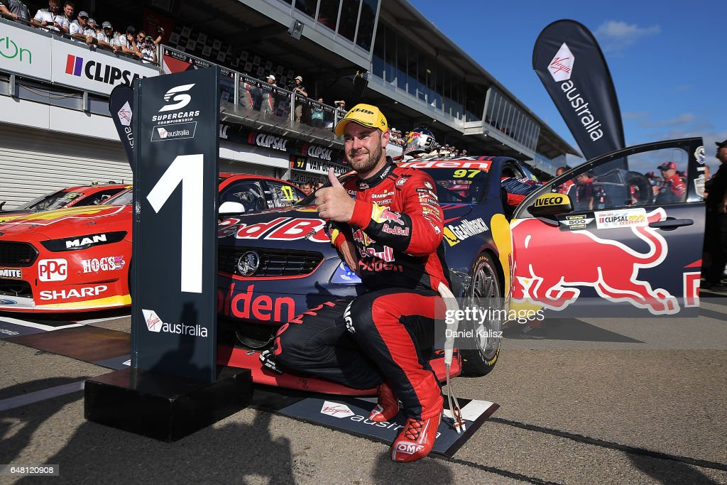 Supercars - Clipsal 500 Adelaide: Top 10 Shootout & Race 2