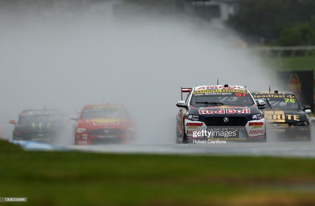 2021 Supercars: Melbourne : News Photo