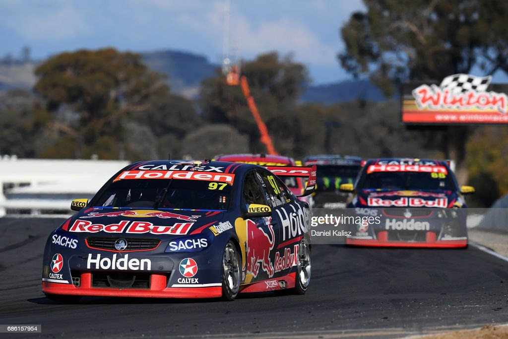Supercars - Winton SuperSprint
