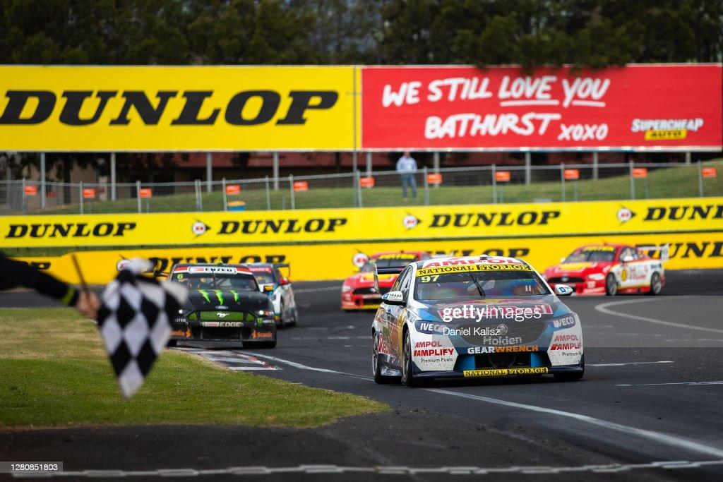 2020 Supercars Championship: Bathurst 1000 - Race : News Photo
