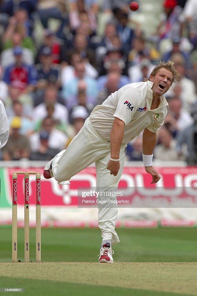 England v Australia, 2nd Test, Edgbaston, Jul 05 : News Photo