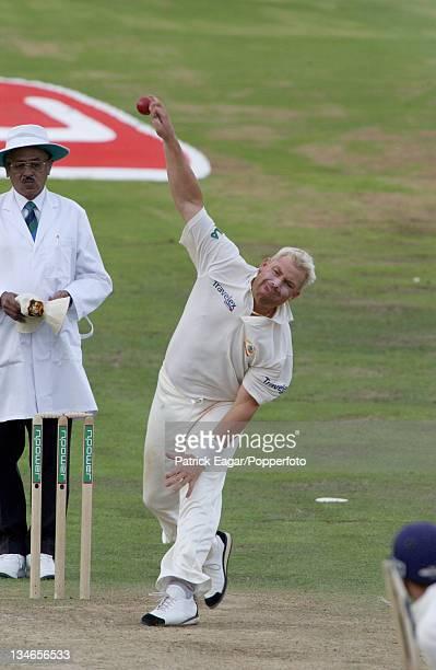 Shane Warne, England v Australia, 4th Test, Headingley, Aug 01.