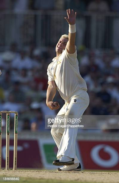Shane Warne, England v Australia, 5th Test, The Oval, Aug 01.