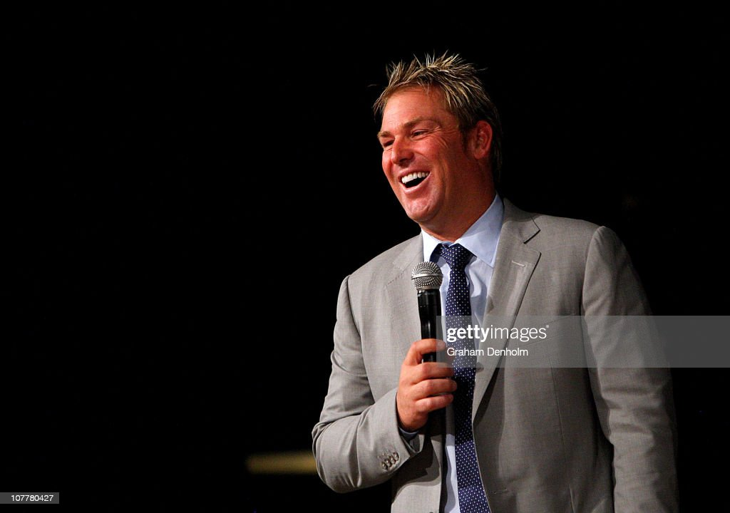 Shane Warne Foundation Hosts Boxing Day Breakfast