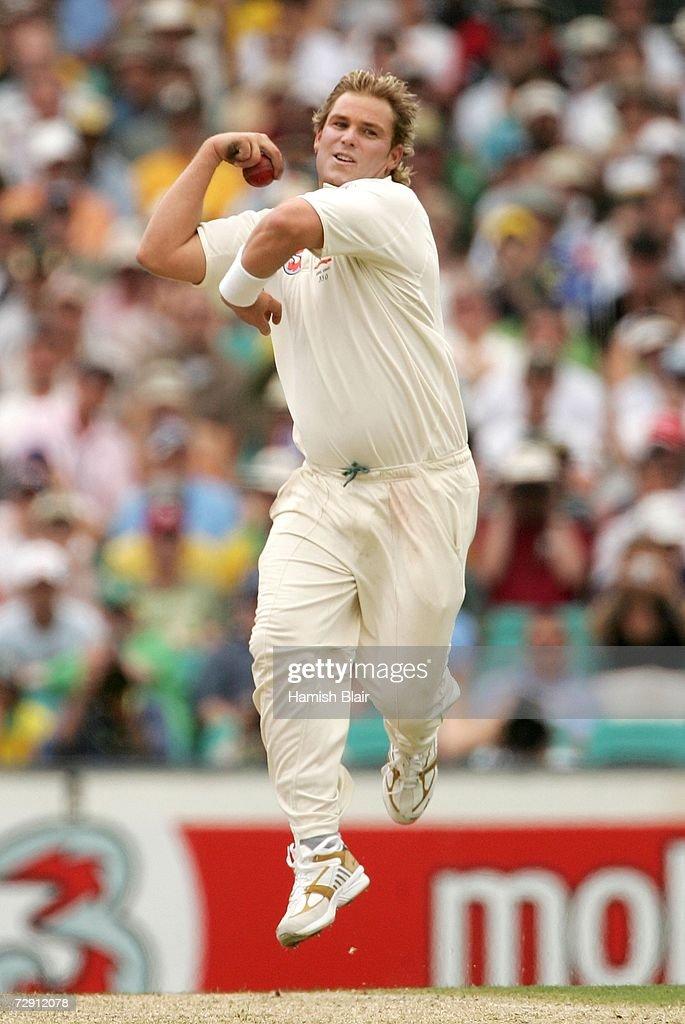 Fifth Test - Australia v England: Day One : News Photo