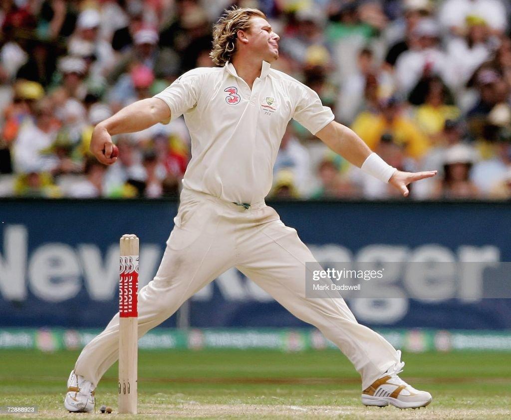 Fourth Test - Australia v England: Day Three : News Photo