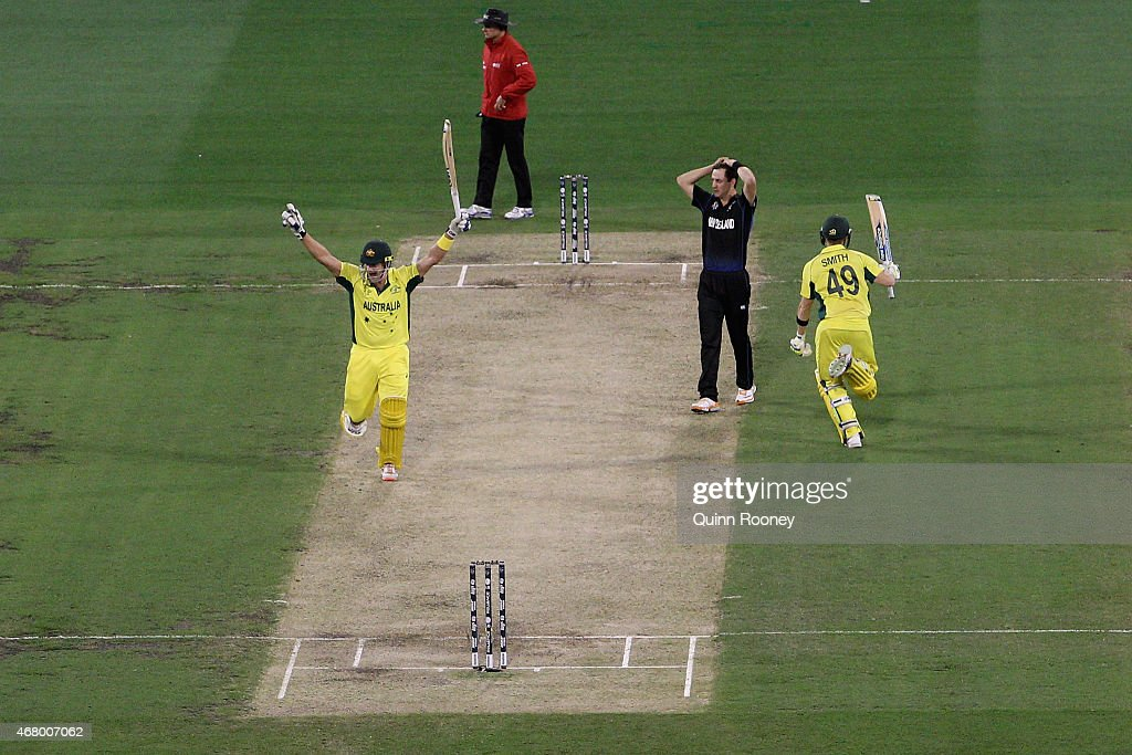 Australia v New Zealand - 2015 ICC Cricket World Cup: Final : News Photo