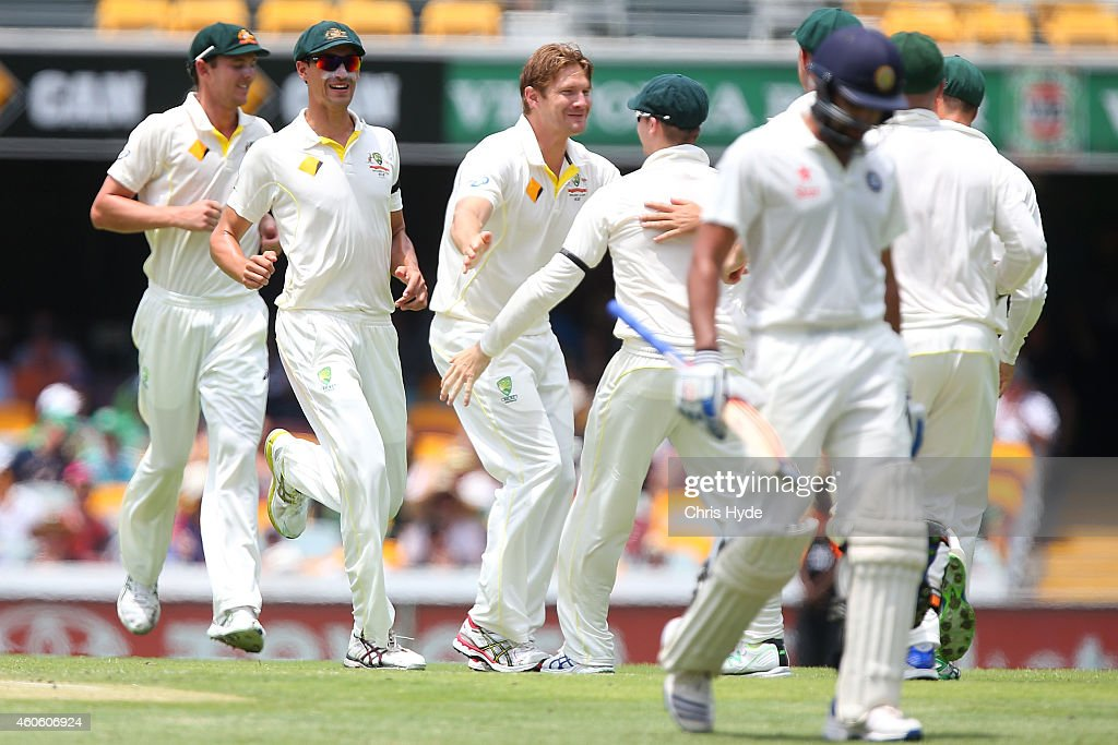 2nd Test - Australia v India: Day 2