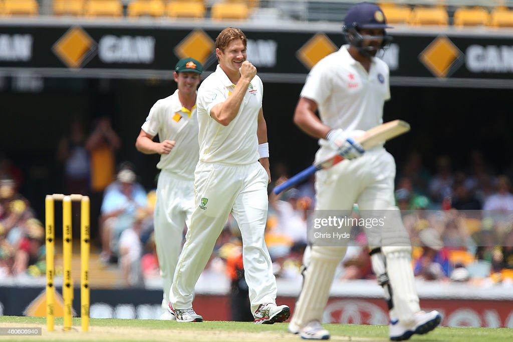 2nd Test - Australia v India: Day 2 : News Photo