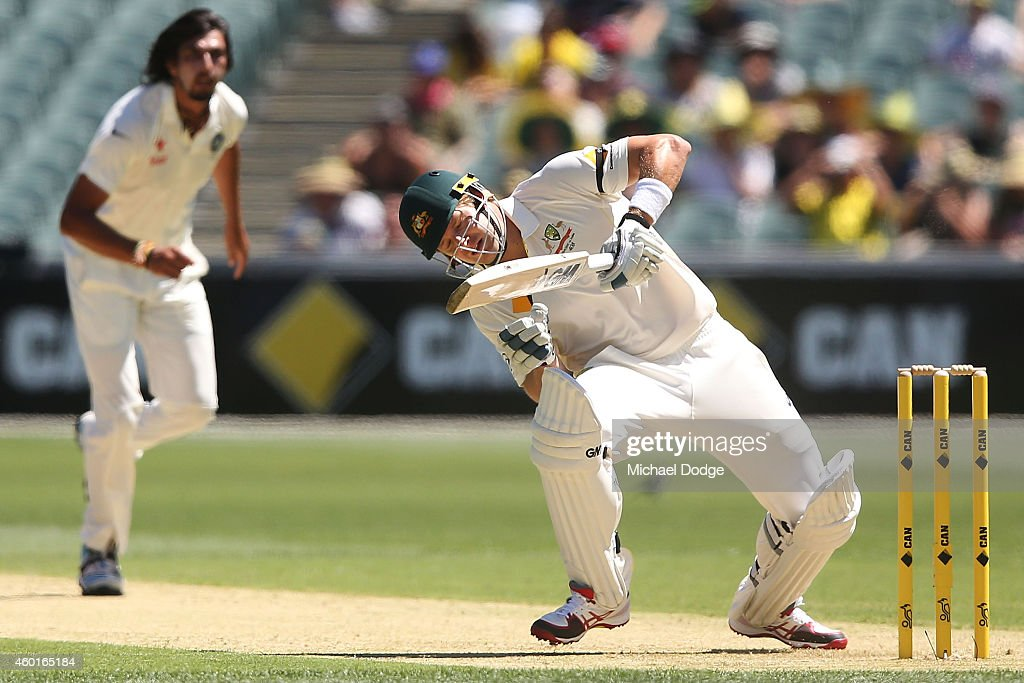 Australia v India - 1st Test: Day 1 : News Photo