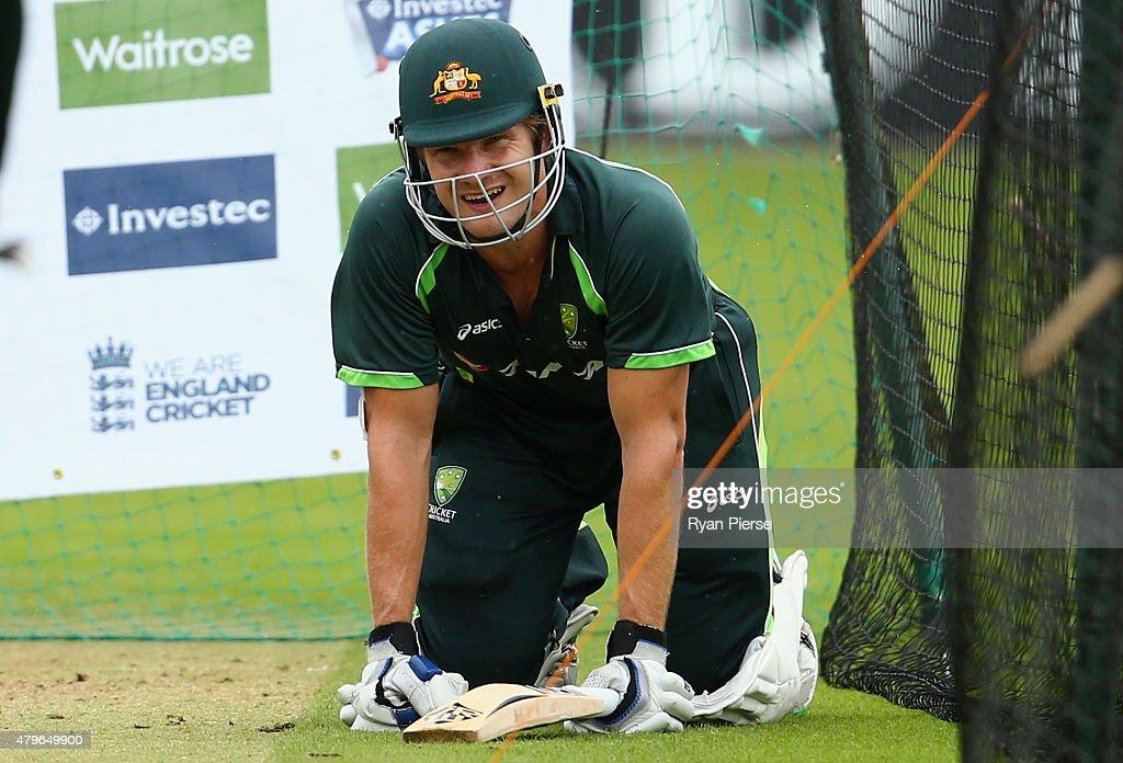 Australia Nets Session : News Photo