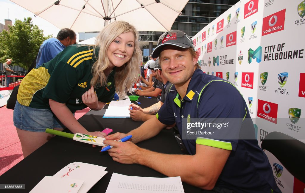 Boxing Day Test Player Appearance