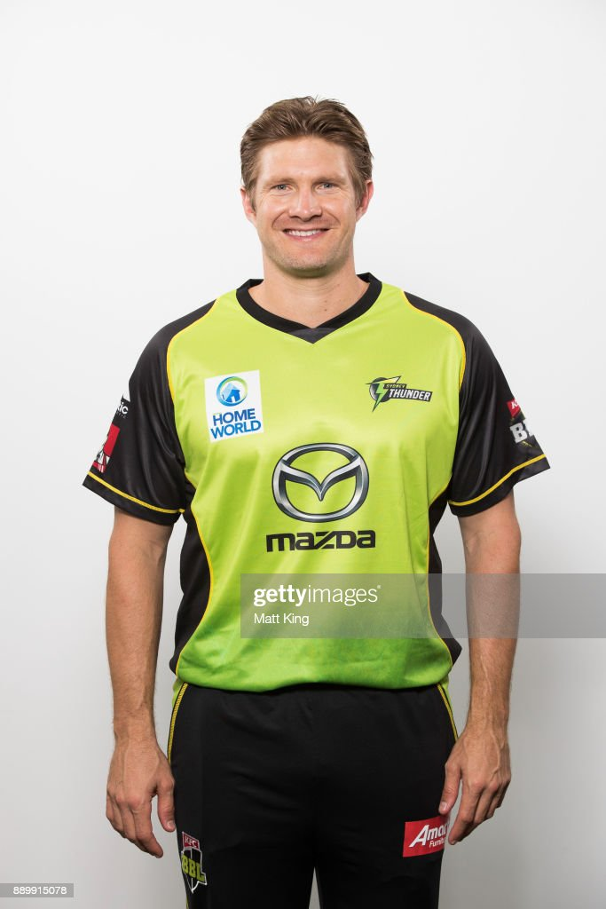 Sydney Thunder BBL Headshots Session