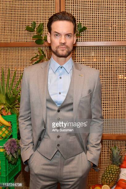 Shane West attends the Ted Baker London SS'19 Launch Event at Elephante on March 20 2019 in Santa Monica California
