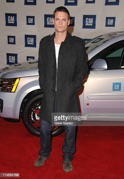 Shane West during 6th Annual GM Ten Arrivals at Paramount Studios in Hollywood CA United States
