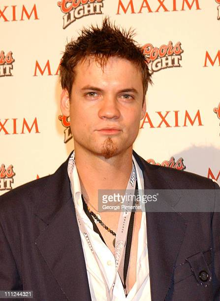 Shane West during Maxim Magazine and Coors Light Present Tale Spin at the Much Music Video Awards at This is London in Toronto Ontario Canada