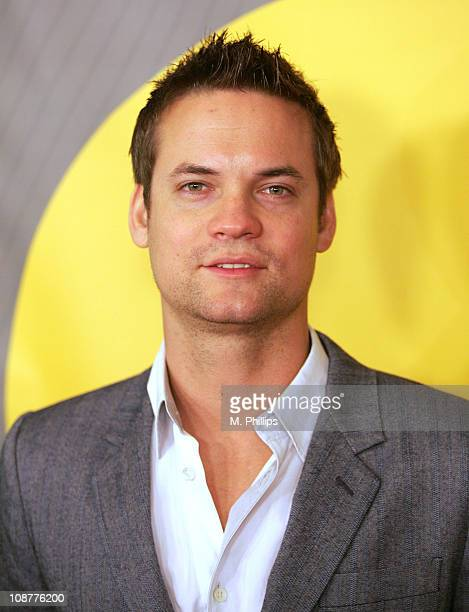 Shane West during NBC's Winter 2007 TCA Press Tour All-Star Party - Red Carpet and Inside at Ritz-Carlton in Pasadena, California, United States.