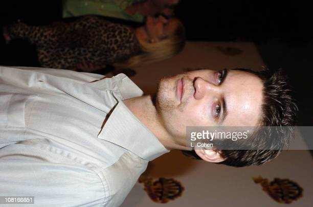Shane West during Warner Bros Television and Warner Home Video Celebrate 50 Years of Quality TV Red Carpet at Warner Bros Lot Stage 6 in Burbank...