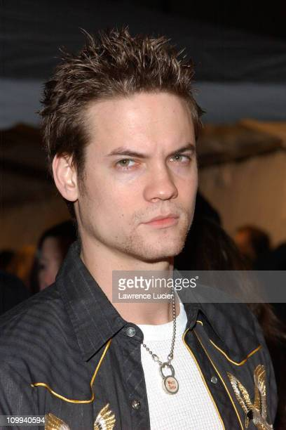 Shane West during World Premiere of Cradle 2 The Grave at Ziegfeld Theater in New York New York United States