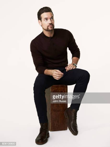 Shane West is photographed for Esquire Magazine on November 10 2016 in Los Angeles California