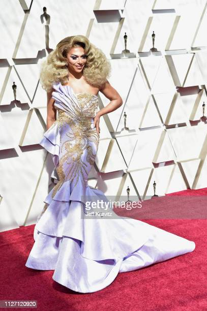 Shangela Laquifa Wadley attends the 91st Annual Academy Awards at Hollywood and Highland on February 24 2019 in Hollywood California