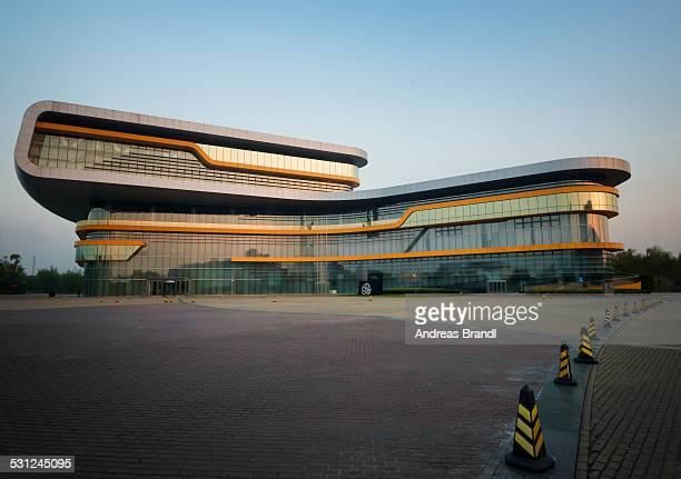 Shanghai Auto Museum in Anting