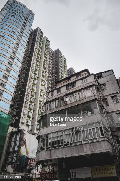 shanghai buildings - demography stock pictures, royalty-free photos & images