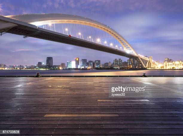 shanghai bund famous bridge,china - east asia, - china east asia stock pictures, royalty-free photos & images