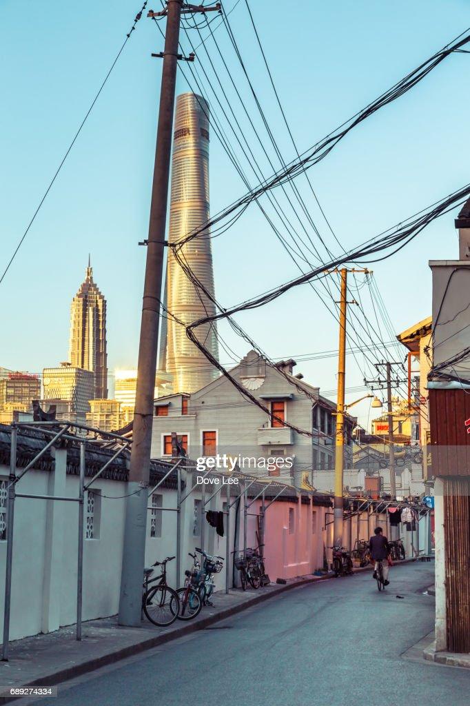 Shanghai Bund : Stock Photo