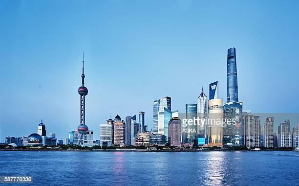 Shanghai Bund,China