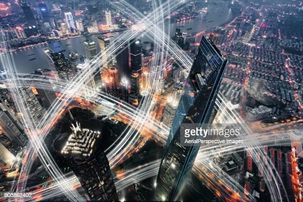 Shanghai City Network