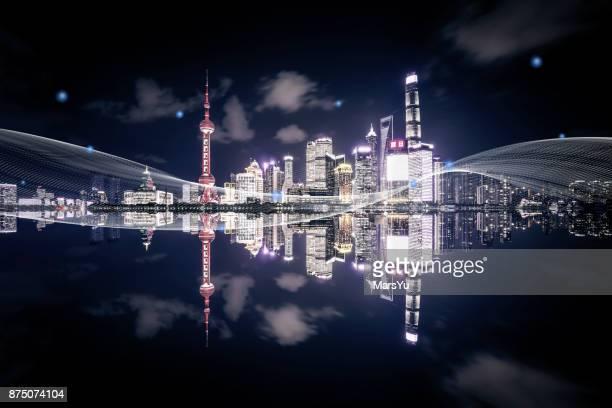 Shanghai Stadt network-Technologie