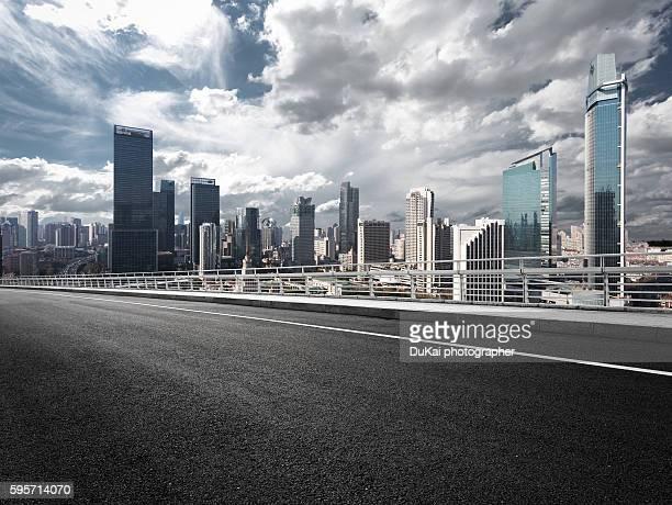 shanghai City Road
