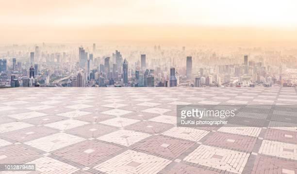 shanghai city square