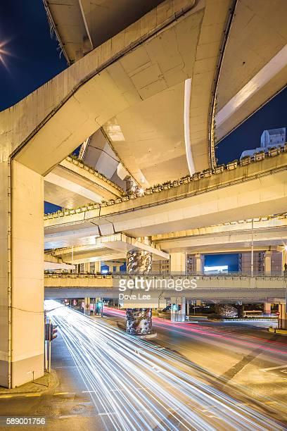 Shanghai Elevated Roads